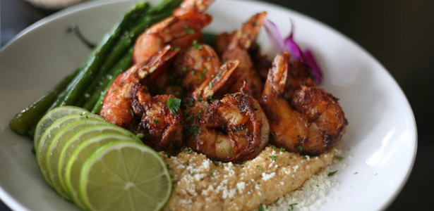 Image of shrimp and grits