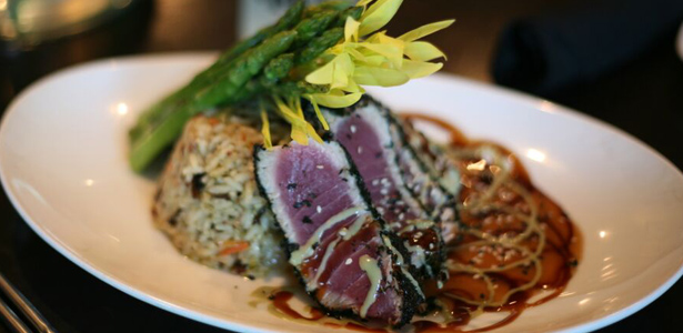 Image of seared tuna